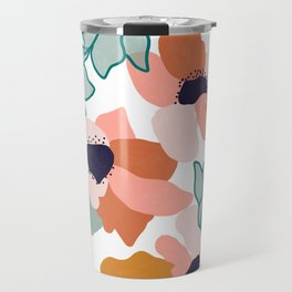 Carmella #illustration #pattern Travel Mug