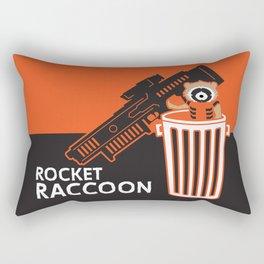 Dumpster Diver Rectangular Pillow