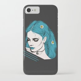 HALSEY. iPhone Case