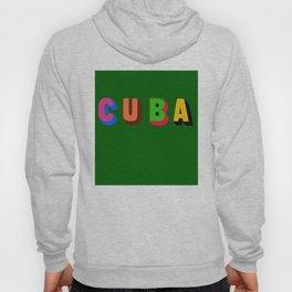 Cuba 2 Hoody