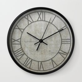 Medieval Metal Wall Clock