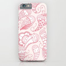 Ghostly Paisley: Bloodlust Slim Case iPhone 6s