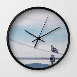 Just waiting... Wall Clock