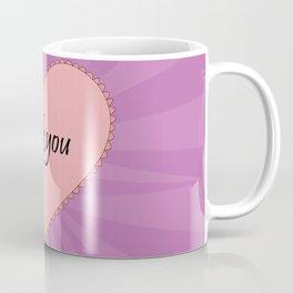 EFF YOU Coffee Mug