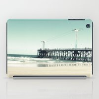 boardwalk empire iPad Cases featuring Boardwalk by Sweet Moments Captured