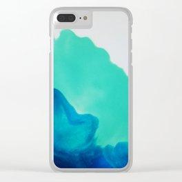 in a box Clear iPhone Case