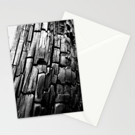 Charred Stationery Cards
