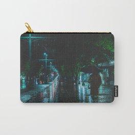 Pedestrian - Memphis Photo Print Carry-All Pouch