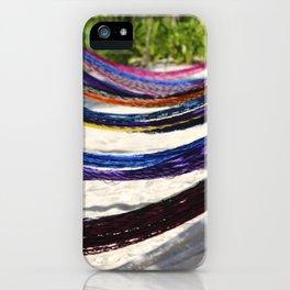 hammocks iPhone Case