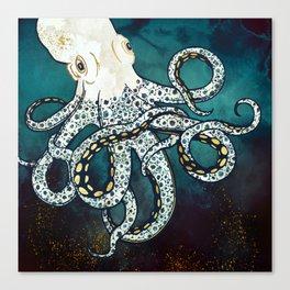 Underwater Dream VII Canvas Print