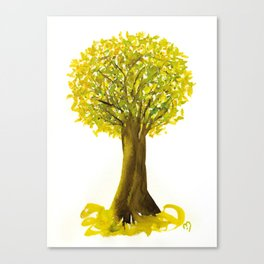The Fortune Tree #5 Canvas Print