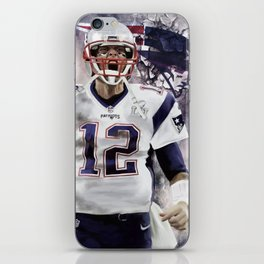 Brady iPhone Skin
