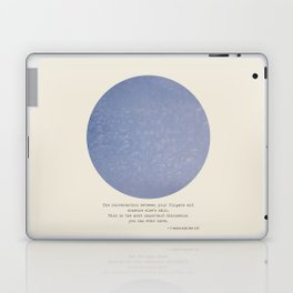 The Talk Laptop & iPad Skin