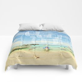Oh Sunny Days Comforters