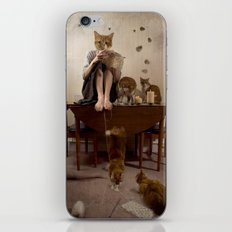 Beatrix' Revenge iPhone & iPod Skin
