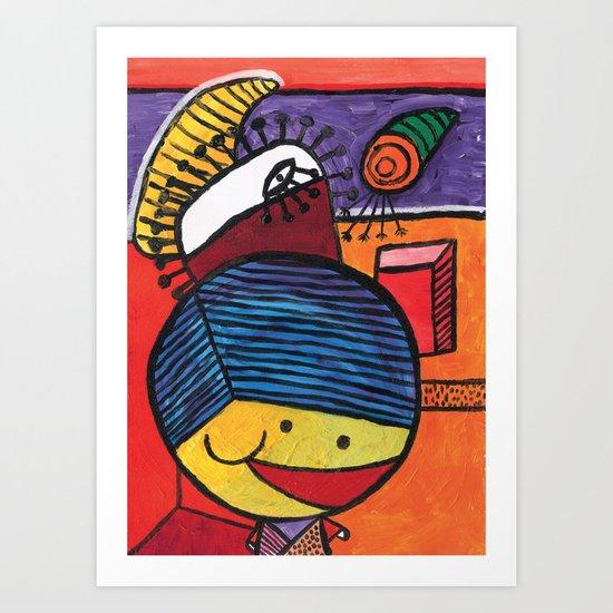 Little Pablo Picasso - Wall art, prints, colorful famous artwork ...