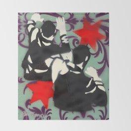 Brawl No.1 Throw Blanket