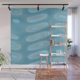 Aqua Jellies Wall Mural