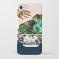 geode iPhone & iPod Cases featuring GEODE by Beth Hoeckel