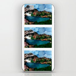 Cecret Lake. Utah. iPhone Skin