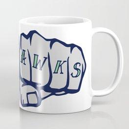 Seaknucks - Seattle Seahawks fan art Coffee Mug