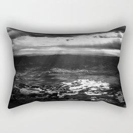 Cloud Break 2 Rectangular Pillow