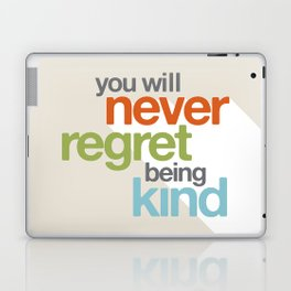 Be Kind Laptop & iPad Skin