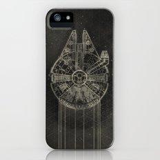 Millennium Falcon iPhone SE Slim Case