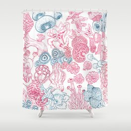 Mycology 2 Shower Curtain