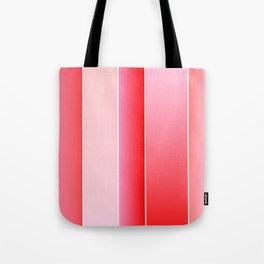 Pink Color Tote Bag