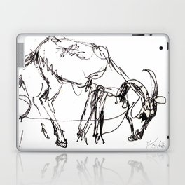 GOAT    by Kay Lipton Laptop & iPad Skin