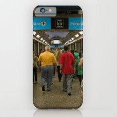 Chicago Blueline 1 iPhone 6s Slim Case