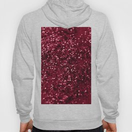 Sparkling RED Lady Glitter #1 #decor #art #society6 Hoody