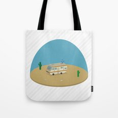 Breaking Bad RV | isometric Tote Bag
