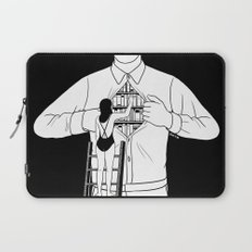 Read all about you Laptop Sleeve