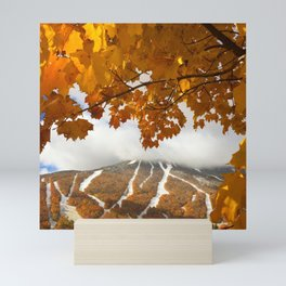 Fire and Ice Mini Art Print