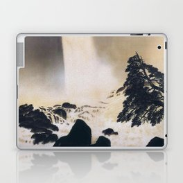 Morning in Ueno Laptop & iPad Skin