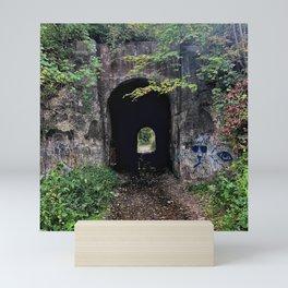 The Screaming Tunnel Mini Art Print