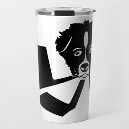 Australian Shepherd Love 2 Travel Mug