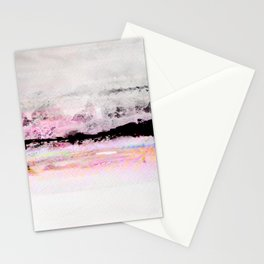 abstract sky view Stationery Cards