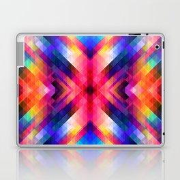 PSYCHO GEOMETRY Laptop & iPad Skin