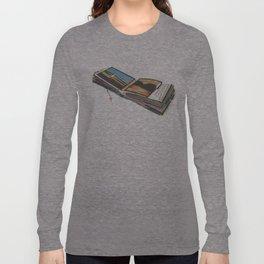 Scrap Book Long Sleeve T-shirt
