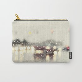 driving in the rain Carry-All Pouch