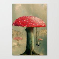 Wundershroom Canvas Print