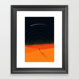 The Martian  Framed Art Print