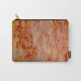 Red Rust Carry-All Pouch