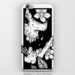 Requiem iPhone Skin