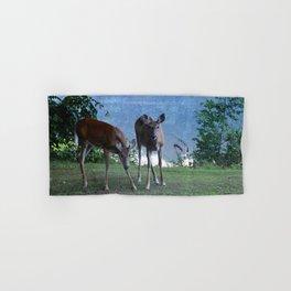 Grazing Deer Hand & Bath Towel