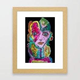 EYES OF INTENSE BEAUTY 2    2013 NEW DESIGN Framed Art Print