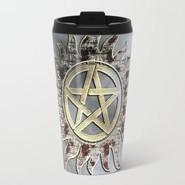 Smokey supernatural Travel Mug